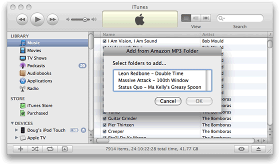 how to add mp3 into itunes