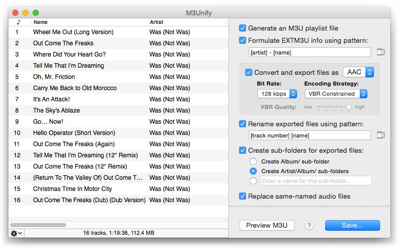 Doug's AppleScripts M3Unify v1 2 3 » Doug's AppleScripts for