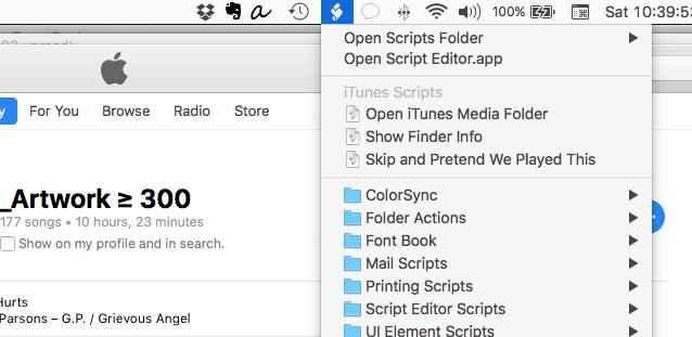 Doug's AppleScripts High Sierra Archives » Doug's AppleScripts for